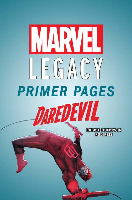 Daredevil - Marvel Legacy Primer Pages #1