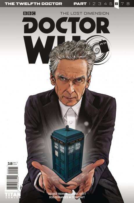 Doctor Who - The Twelfth Doctor Year Three #8