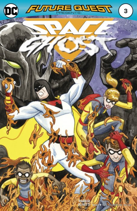Future Quest Presents #3