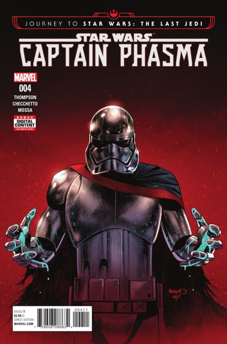 Journey to Star Wars - The Last Jedi - Captain Phasma #4