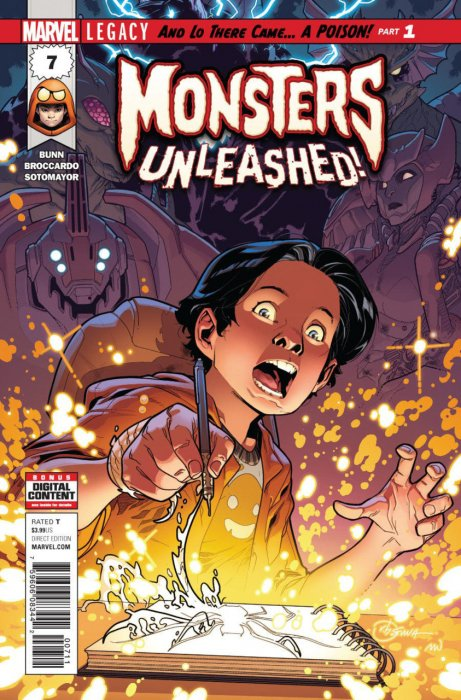 Monsters Unleashed Vol.2 #7