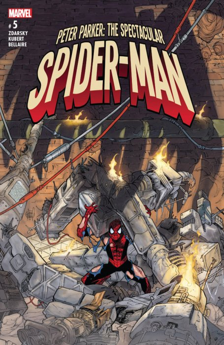 Peter Parker - The Spectacular Spider-Man #5