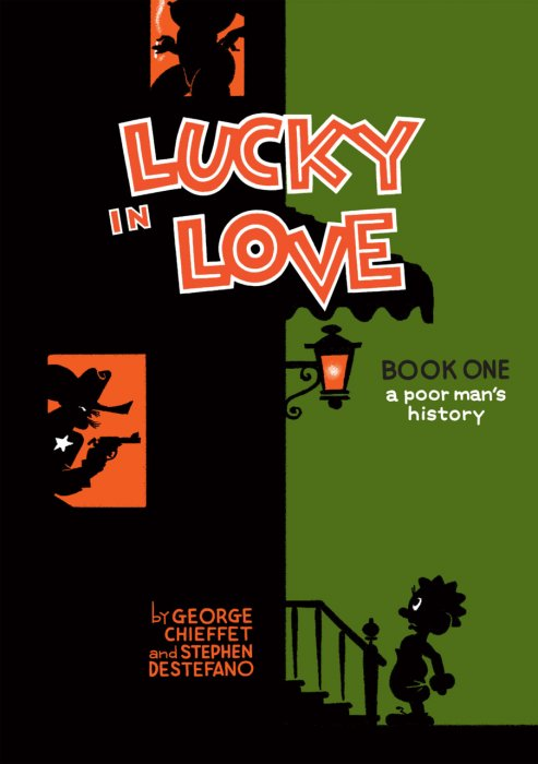 Lucky in Love - A Poor Man's History #1
