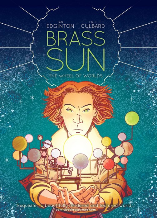 Brass Sun Vol.1 - The Wheel of Worlds