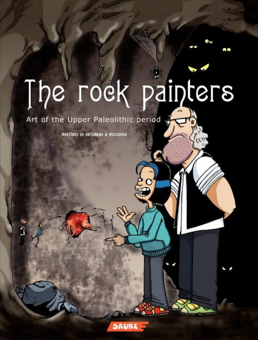 History of Art #1 - The Rock Painters