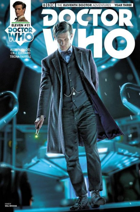 Doctor Who - The Eleventh Doctor Year Three #11