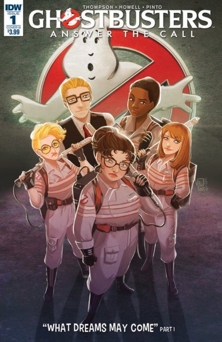 Ghostbusters - Answer the Call #1