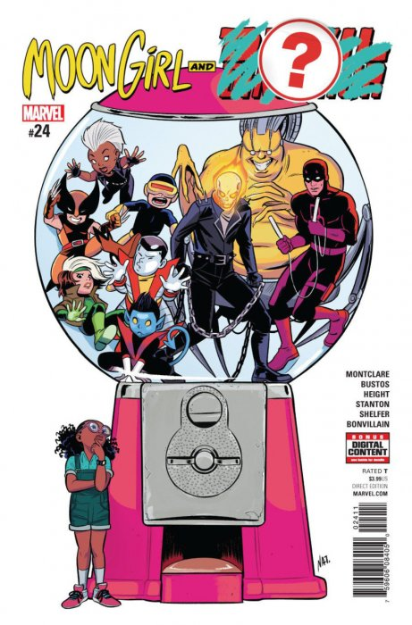 Moon Girl and Devil Dinosaur #24