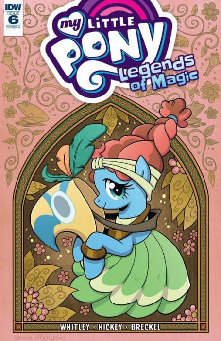 My Little Pony - Legends of Magic #6