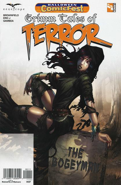 Grimm Tales of Terror Vol.3 #9 - HCF