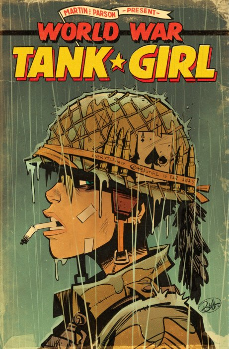Tank Girl World War Tank Vol.1