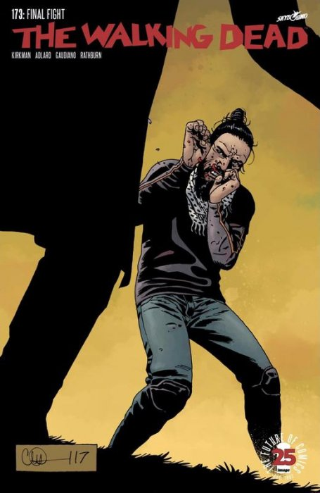 The Walking Dead #173