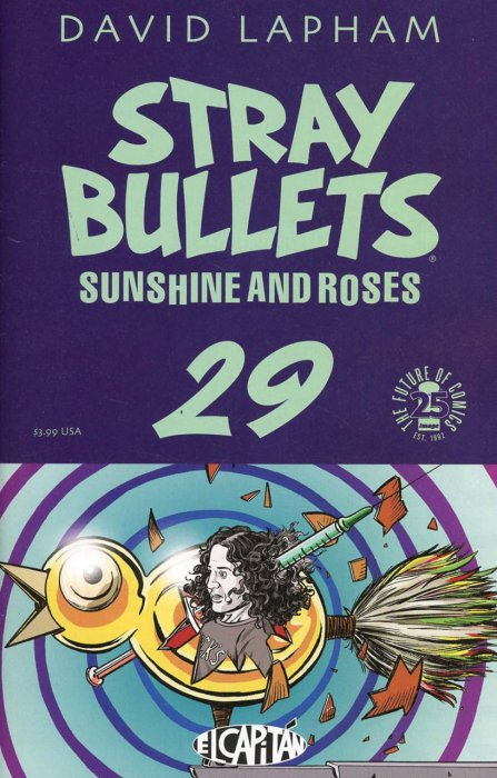 Stray Bullets - Sunshine & Roses #29