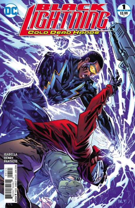 Black Lightning - Cold Dead Hands #1