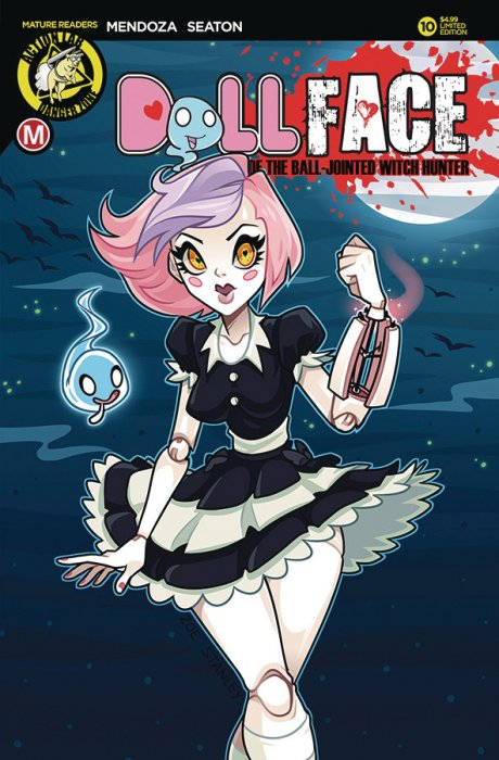 dollface comic download