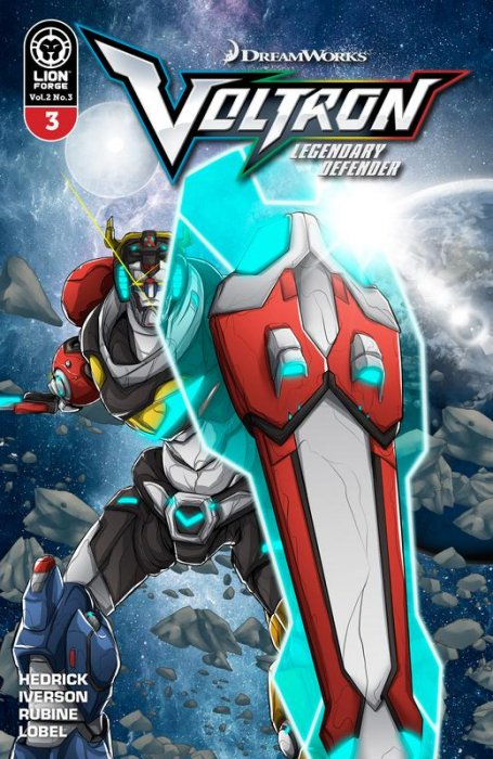 Voltron - Legendary Defender Vol.2 #3