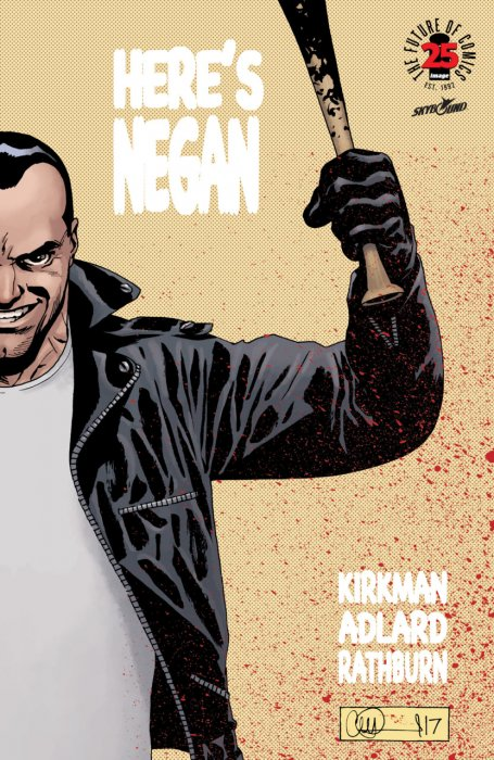 The Walking Dead - Here's Negan! #1 - HC