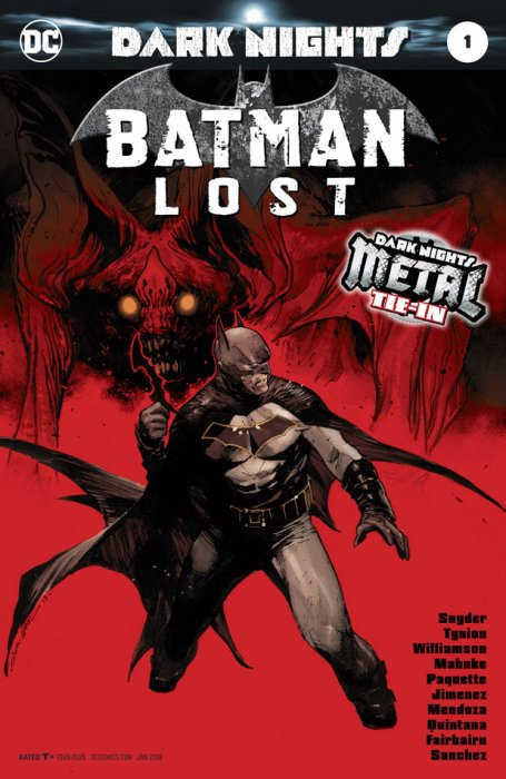 Batman - Lost #1