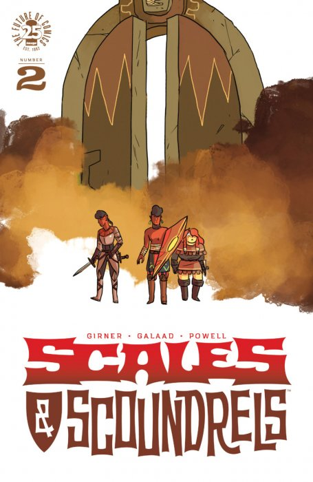 Scales & Scoundrels #2
