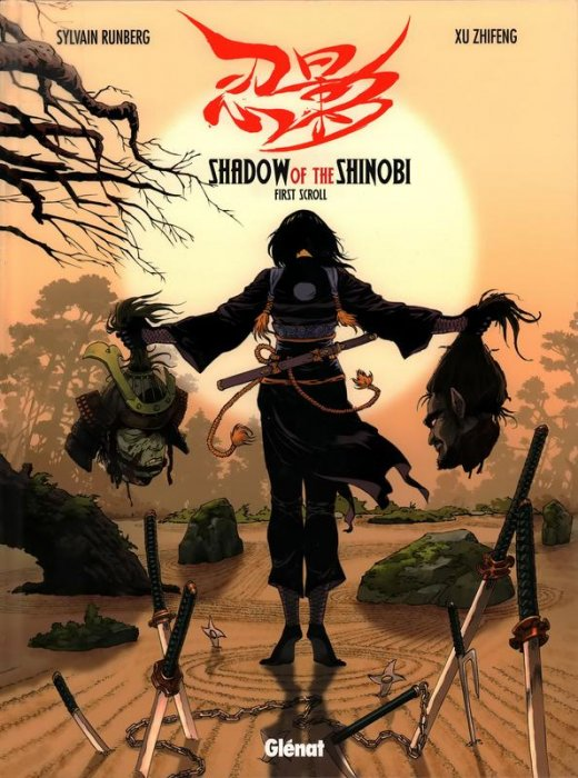 Shadow of the Shinobi Vol.1 - First Scroll
