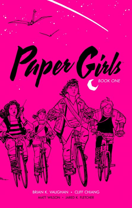 Paper Girls - Book One