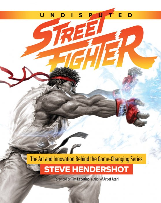 Undisputed Street Fighter #1 - HC
