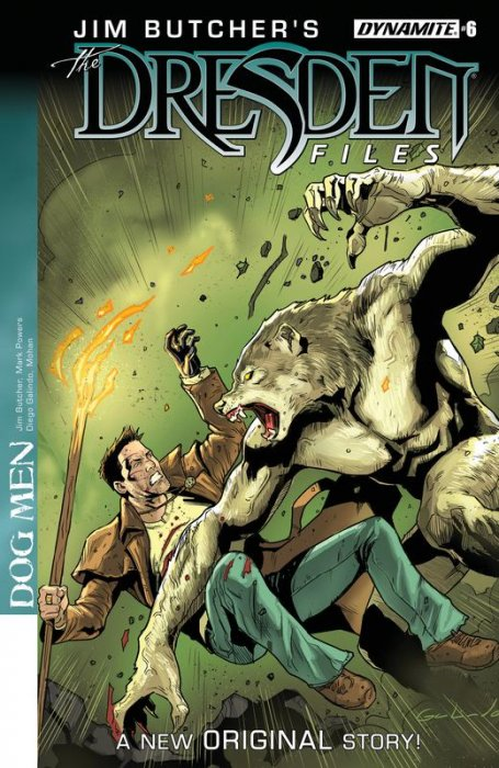 Jim Butcher's The Dresden Files - Dog Men #6