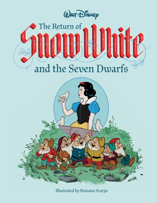 The Return of Snow White and the Seven Dwarfs #1 - GN