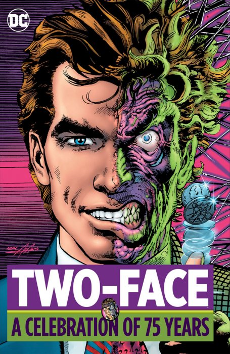 Two-Face - A Celebration of 75 Years #1 - HC