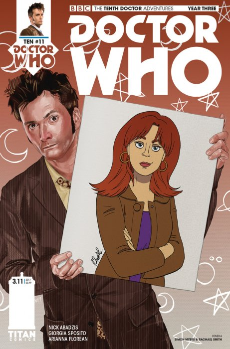 Doctor Who - The Tenth Doctor Year Three #11