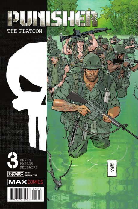 Punisher - The Platoon #3