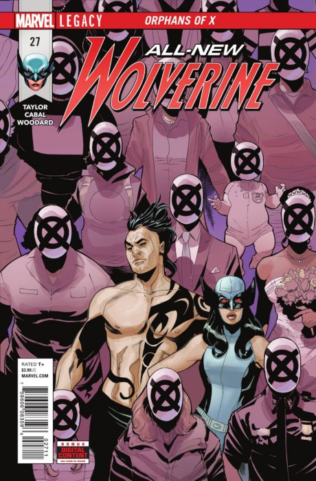 All-New Wolverine #27
