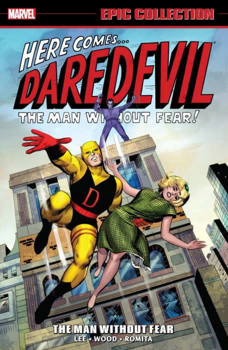 Daredevil Epic Collection Vol.1 - The Man Without Fear