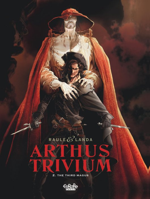 Arthus Trivium #2 - The Third Magus