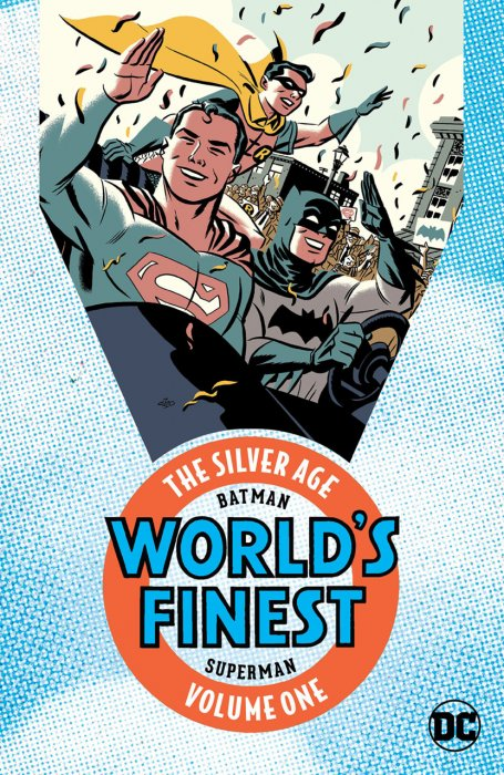 Batman & Superman in World's Finest - The Silver Age Vol.1