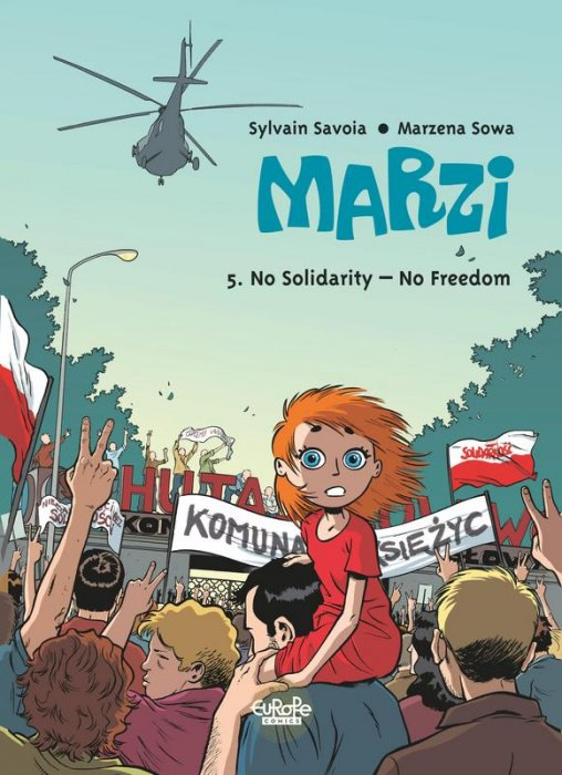 Marzi #5 - No Solidarity – No Freedom