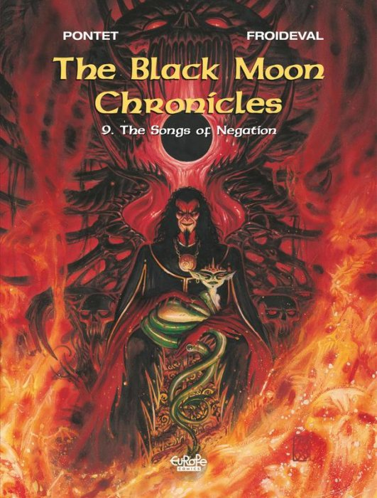 The Black Moon Chronicles #9 -The Songs of Negation