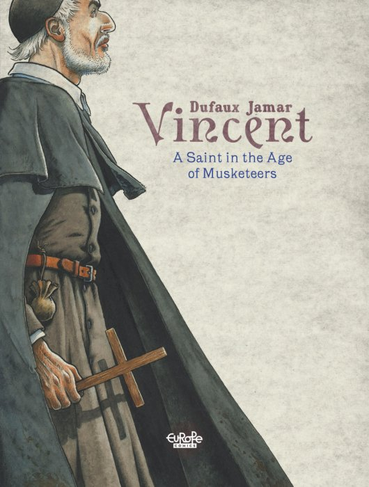 Vincent - A Saint in the Age of Musketeers #1