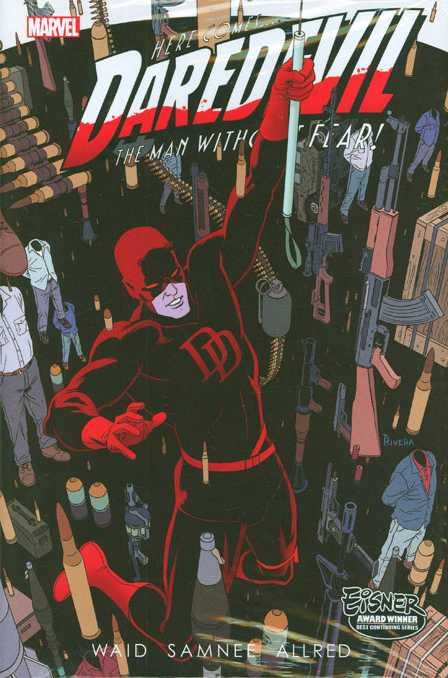 Daredevil By Mark Waid Vol.4-7 Complete