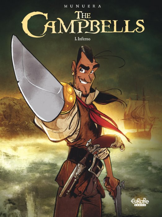 The Campbells Vol.1-4 Complete