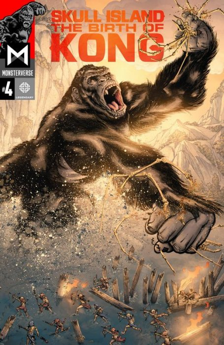 Skull Island - The Birth Of Kong #4