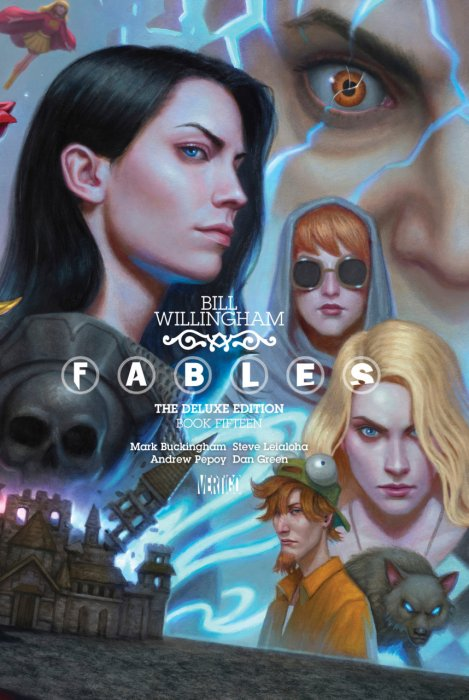 Fables - The Deluxe Edition - Book 15