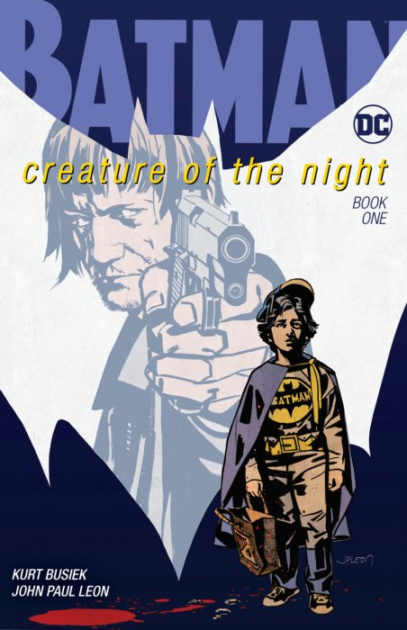 Batman - Creature of the Night #1