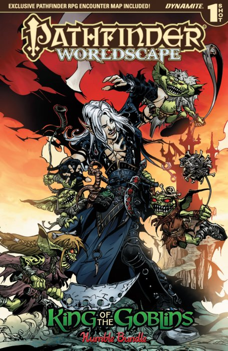 Pathfinder - Worldscape - King of the Goblins #1