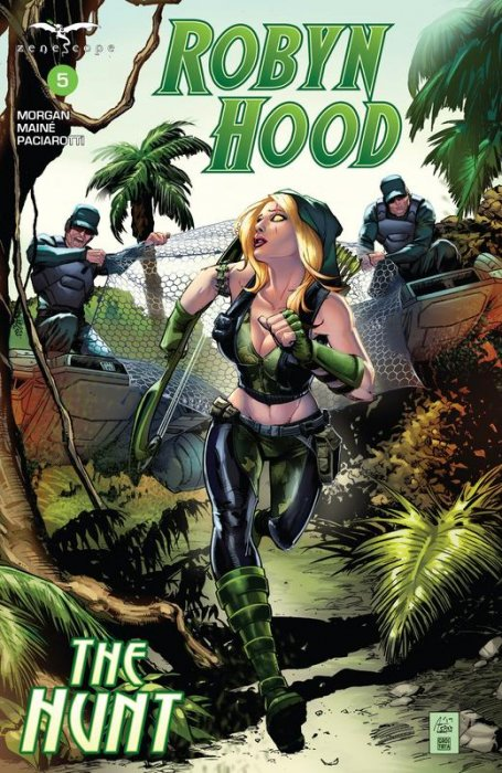 Robyn Hood - The Hunt #5