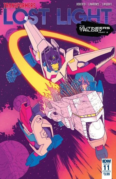 Transformers - Lost Light #11