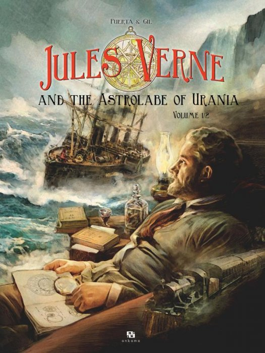 Jules Verne and the Astrolabe of Urania Vol.1