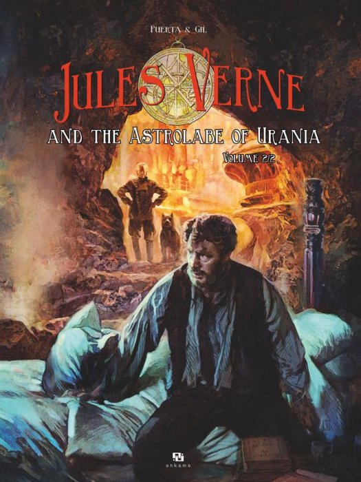 Jules Verne and the Astrolabe of Urania Vol.2