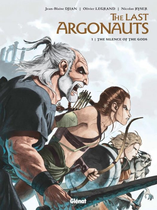The Last Argonauts #1-3 Complete
