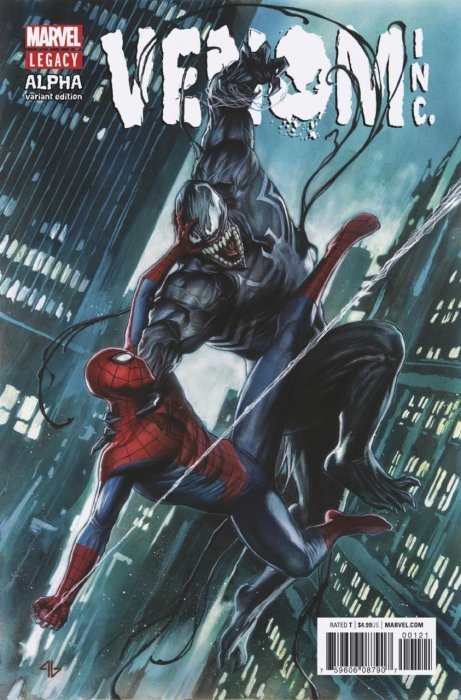 Amazing Spider-Man - Venom Inc. Alpha #1